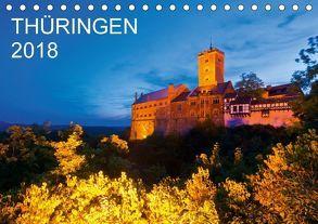 THÜRINGEN 2018 (Tischkalender 2018 DIN A5 quer) von Dieterich,  Werner