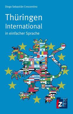 Thüringen International von Crescentino,  Diego Sebastián