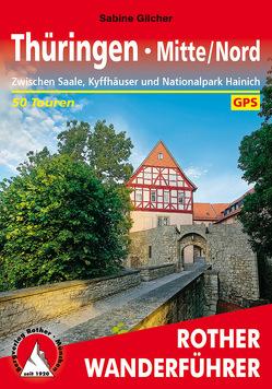 Thüringen Mitte/Nord (E-Book) von Gilcher,  Sabine