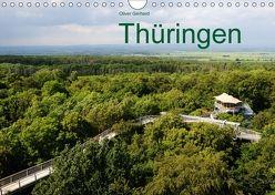 Thüringen (Wandkalender 2018 DIN A4 quer) von Gerhard,  Oliver