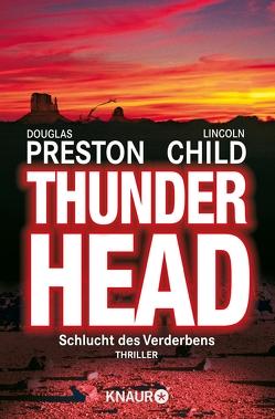 Thunderhead von Child,  Lincoln, Merk,  Thomas A., Preston,  Douglas