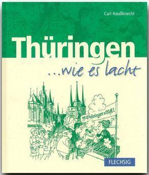 Thüringen … wie es lacht von Haussknecht,  Carl