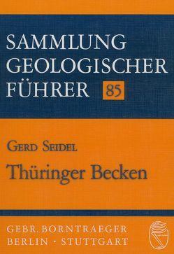 Thüringer Becken von Seidel,  Gerd