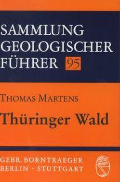 Thüringer Wald von Martens,  Thomas