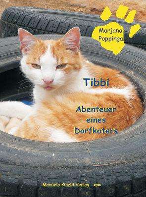 Tibbi – Abenteuer eines Dorfkaters von Poppinga,  Marjana