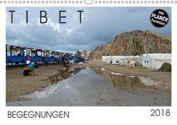 Tibet – Begegnungen (Wandkalender 2018 DIN A3 quer) von Rechberger,  Gabriele
