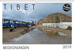 Tibet – Begegnungen (Wandkalender 2019 DIN A3 quer) von Rechberger,  Gabriele
