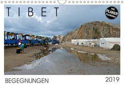 Tibet – Begegnungen (Wandkalender 2019 DIN A4 quer) von Rechberger,  Gabriele