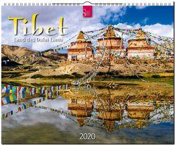 Tibet – Land des Dalai Lama von Küchler,  Kai Uwe