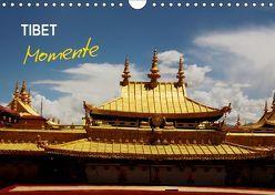 Tibet Momente (Wandkalender 2019 DIN A4 quer) von Joecks,  Armin