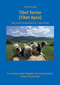 Tibet Terrier (Tibet Apso) von Lang,  Thomas