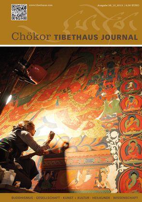 Tibethaus Journal – Chökor 56 von Deutschland,  Tibethaus