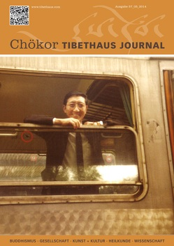 Tibethaus Journal – Chökor 57 von Deutschland,  Tibethaus
