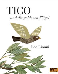 Tico und die goldenen Flügel von Lionni,  Leo, Random House