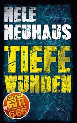 Tiefe Wunden von Neuhaus,  Nele