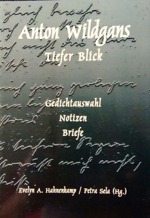 Tiefer Blick von Hahnenkamp,  Evelyn, Wildgans,  Anton