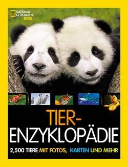 Tier-Enzyklopädie: 2.500 Tiere mit Fotos, Karten und mehr von Spelman,  Lucy