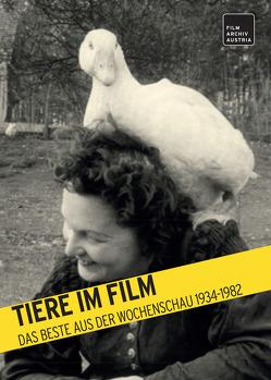 Tier im Film von Kieninger,  Ernst, Rocca,  Susanne