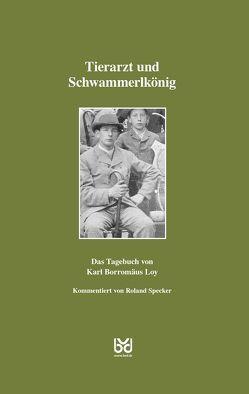 Tierarzt und Schwammerlkönig von Schwäbischer Albverein Erolzheim, Specker,  Roland