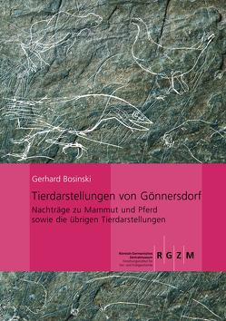 Tierdarstellung von Gönnersdorf von Bosinski,  Gerhard