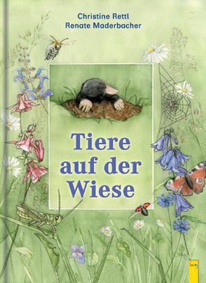 Tiere auf der Wiese von Maderbacher,  Renate, Rettl,  Christine