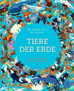 Tiere der Erde von Cartographik,  L'Atelier, Edwards,  Nicola, Hofmann,  E.M.
