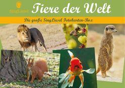 Tiere der Welt – Fotokarten für Senioren