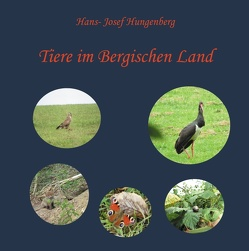 Tiere im Bergischen Land von Hungenberg,  Hans- Josef