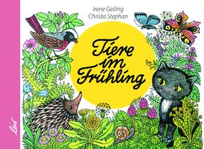 Tiere im Frühling von Geiling,  Irene, Stephan,  Christa