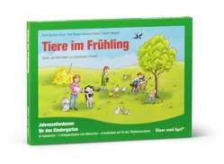 Tiere im Frühling von Beger,  Ruth-Barbara, Breuer,  Kati, Peters,  Barbara, Wagner,  Yvonne