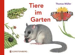 Tiere im Garten von Mueller,  Thomas