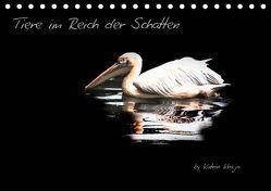 Tiere im Reich der Schatten (Tischkalender 2019 DIN A5 quer) von Kraja,  Katrin
