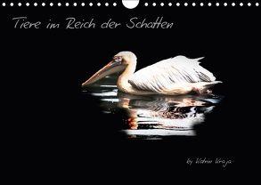Tiere im Reich der Schatten (Wandkalender 2018 DIN A4 quer) von Kraja,  Katrin