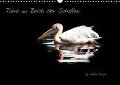 Tiere im Reich der Schatten (Wandkalender 2019 DIN A3 quer) von Kraja,  Katrin