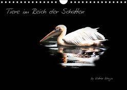 Tiere im Reich der Schatten (Wandkalender 2019 DIN A4 quer) von Kraja,  Katrin