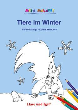 Tiere im Winter von Kerbusch,  Katrin, Sangu,  Verena
