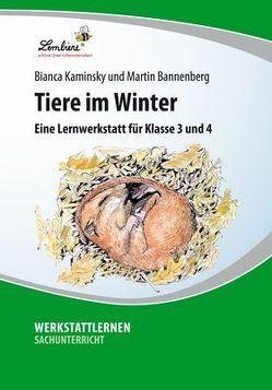 Tiere im Winter von Bannenberg,  Martin, Kaminsky,  Bianca