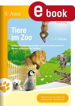 Tiere im Zoo von Jung,  Heike