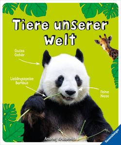 Tiere unserer Welt von Kruszewicz,  Andrzej G.