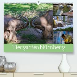 Tiergarten Nürnberg (Premium, hochwertiger DIN A2 Wandkalender 2021, Kunstdruck in Hochglanz) von Haas,  Ronny