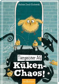 Tiergeister AG – Küken-Chaos! von Iland-Olschewski,  Barbara, Jeschke,  Stefanie
