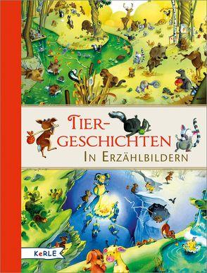 Tiergeschichten in Erzählbildern von Mertens,  Dominique, Platzer,  Raphaela
