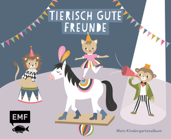 Tierisch gute Freunde – Mein Kindergartenalbum von Mimirella