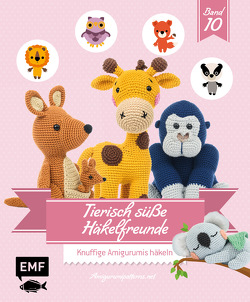 Tierisch süße Häkelfreunde 10 von Amigurumipatterns.net