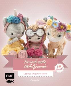 Tierisch süße Häkelfreunde – I love Pastell von Lee,  Erinna