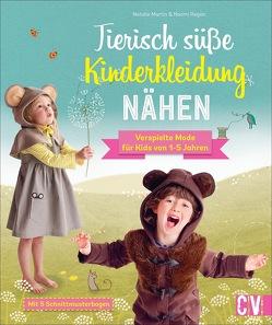 Tierisch süße Kinderkleidung nähen von Korch,  Katrin Dr., Lühning,  Karen, Schnappinger,  Christine