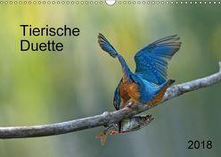 Tierische Duette (Wandkalender 2018 DIN A3 quer) von Oldani,  Dorothea