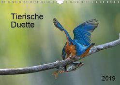 Tierische Duette (Wandkalender 2019 DIN A4 quer) von Oldani,  Dorothea
