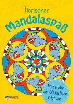 Tierischer Mandalaspaß von Krautmann,  Milada