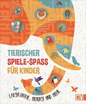 Tierischer Spiele-Spaß für Kinder von Lühning,  Karen